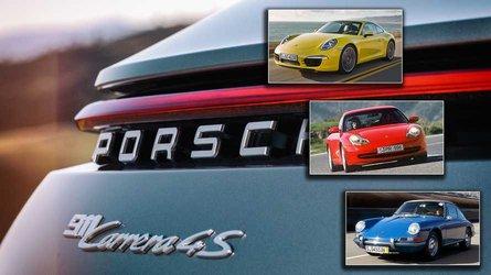 Слайд-шоу: ключевые моменты в истории Porsche 911