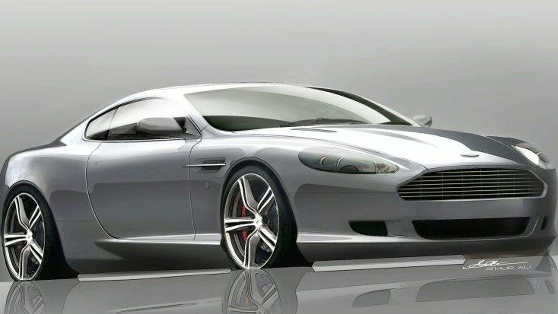 Aston Martin Db9 Lm Special Edition 92411