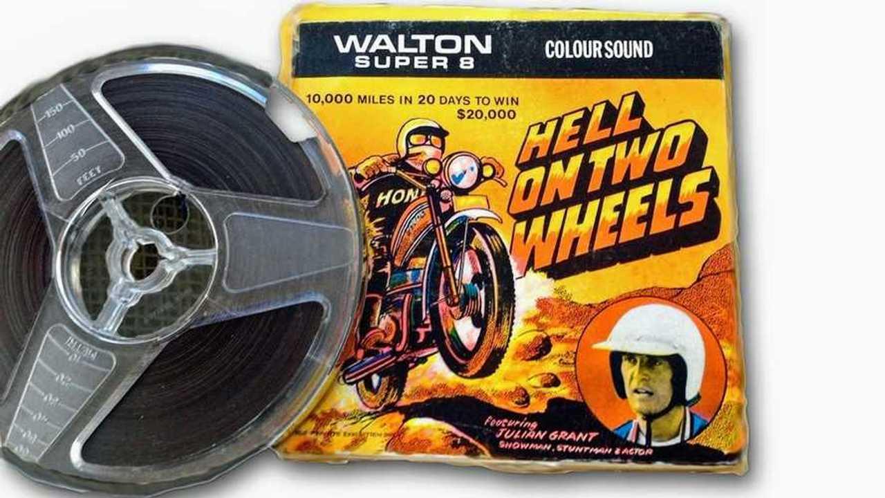 Hell on 2 wheels super 8 movie