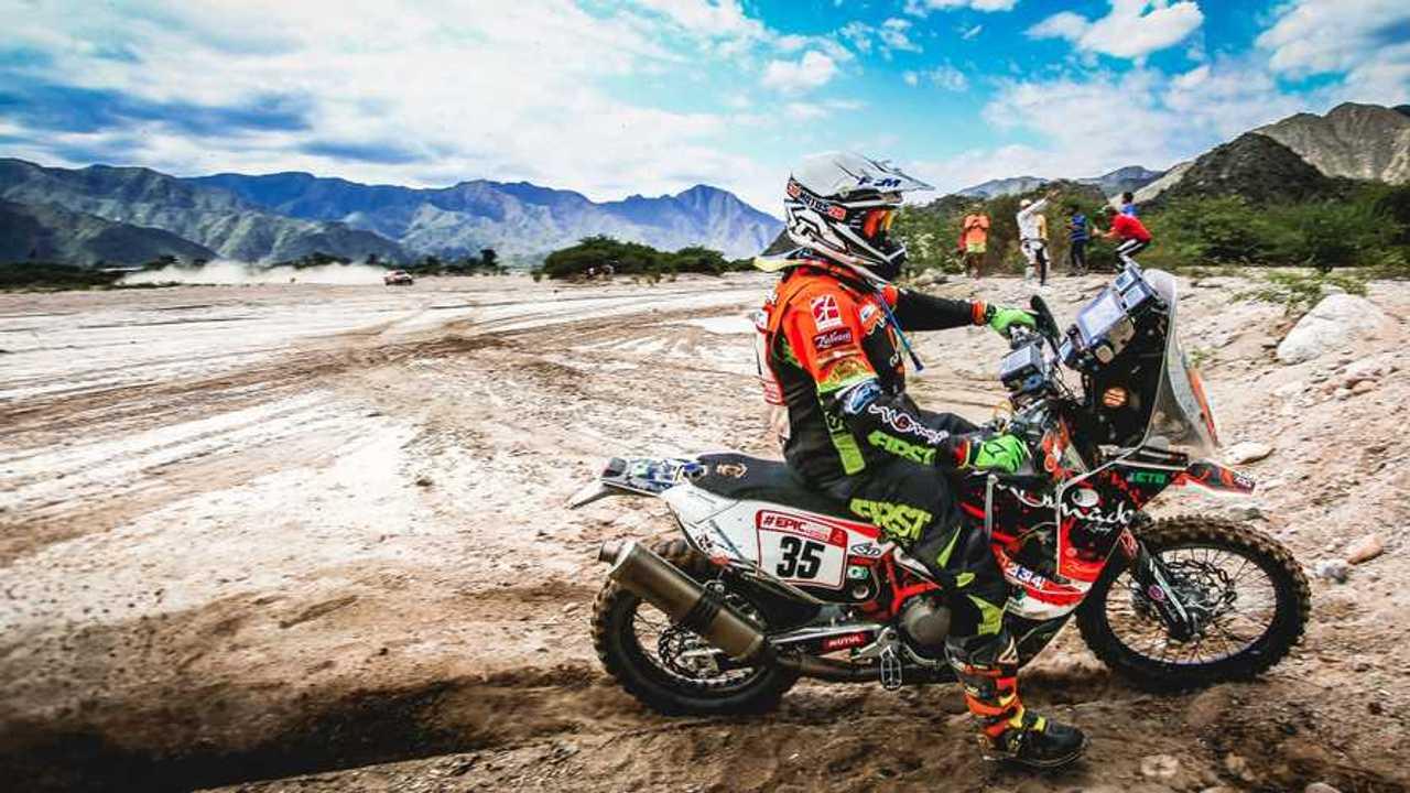 Dakar 2019 Countdown