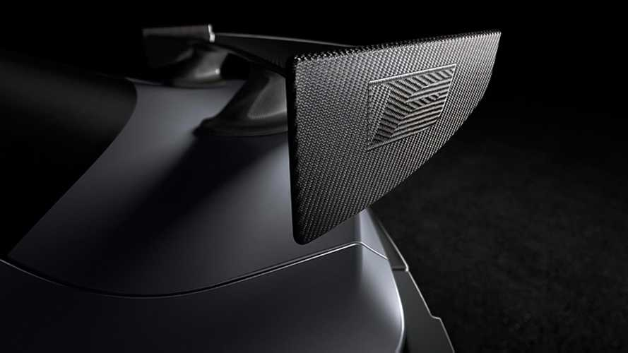 Hardcore Lexus RC F Track Edition teased ahead of Detroit debut