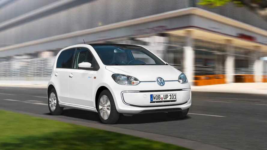 Egy frissített e-Up! lehet a Volkswagen legújabb elektromos autója
