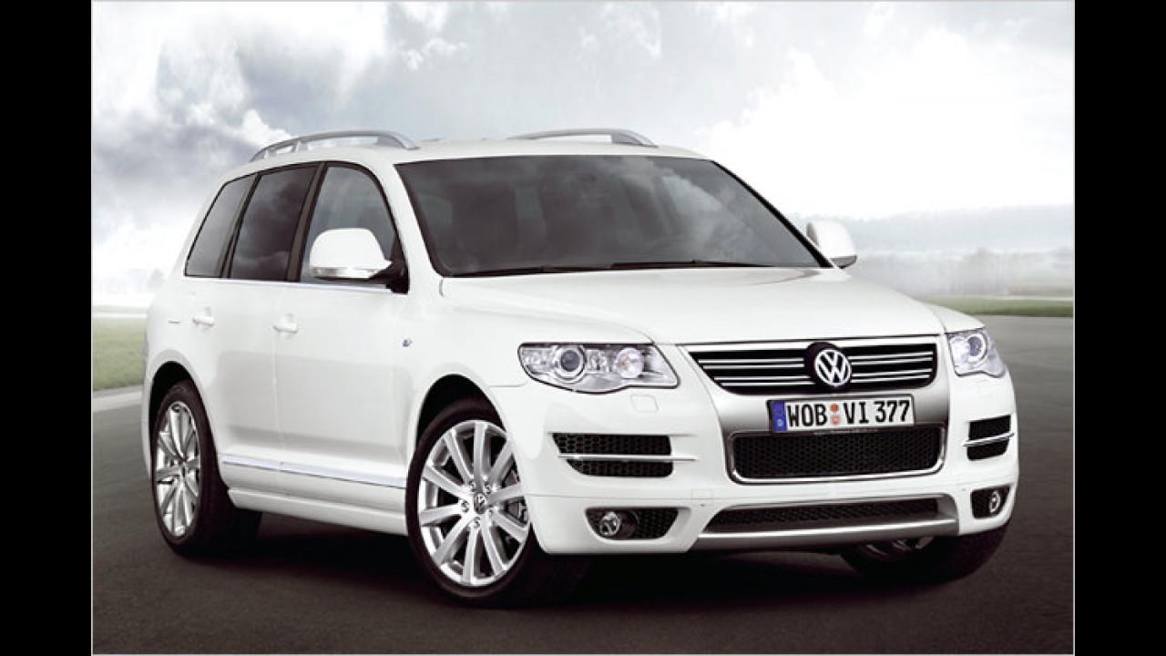 VW Touareg W12 R-Line