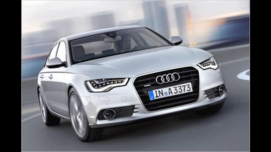Audi A6: Vierte Generation