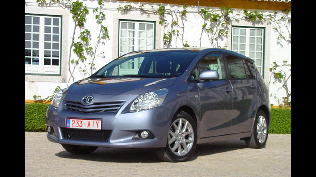 Toyota: Verso aus der Türkei