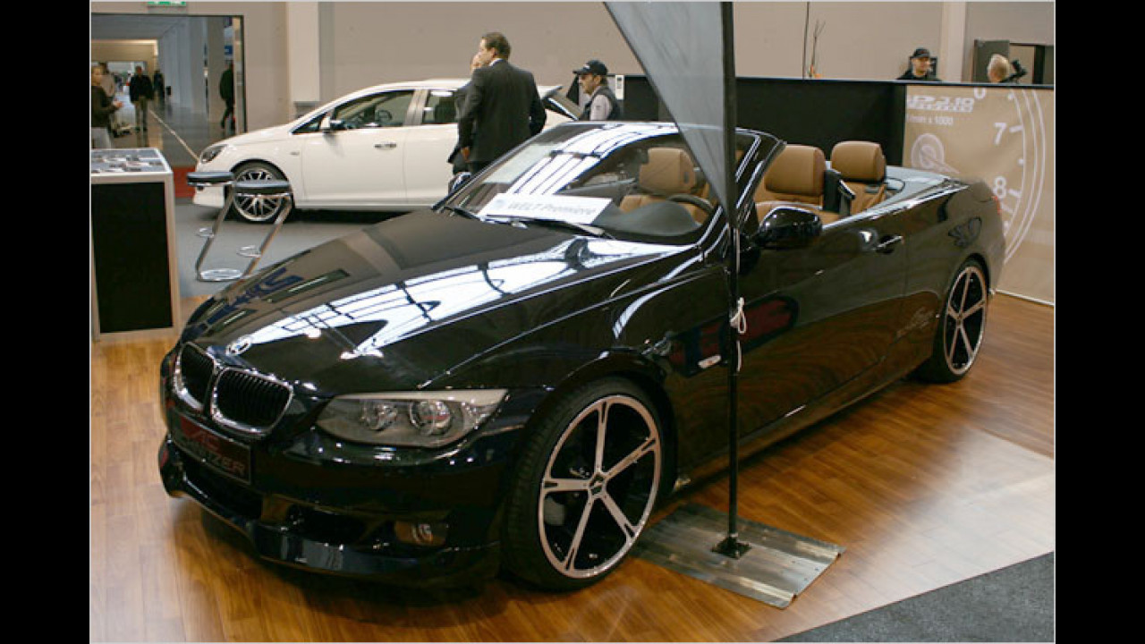 AC Schnitzer BMW 3er Cabrio