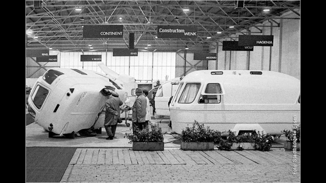 1963: Messe Essen