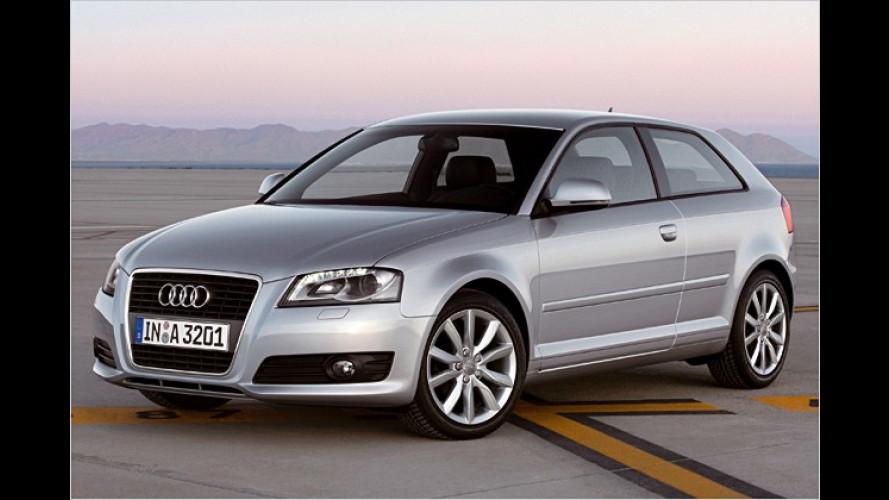 Audi A3: Mit geschärftem Aussehen in die Zukunft