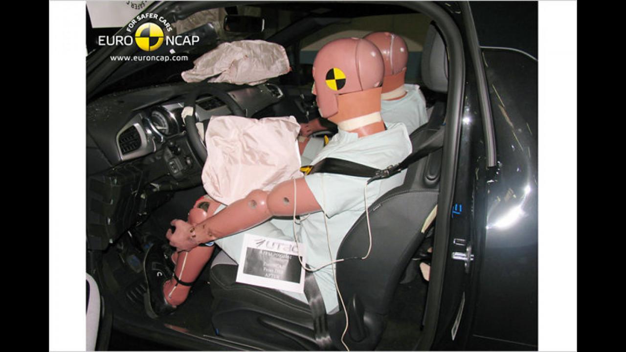 Citroën DS3 (5 Sterne, 73 von 100 Punkten)