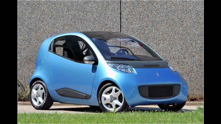 Pininfarina Nido EV: Ein Stromer zum Geburtstag