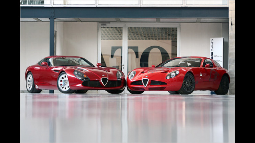 Alfa Romeo TZ3 Stradale: Alle Neune