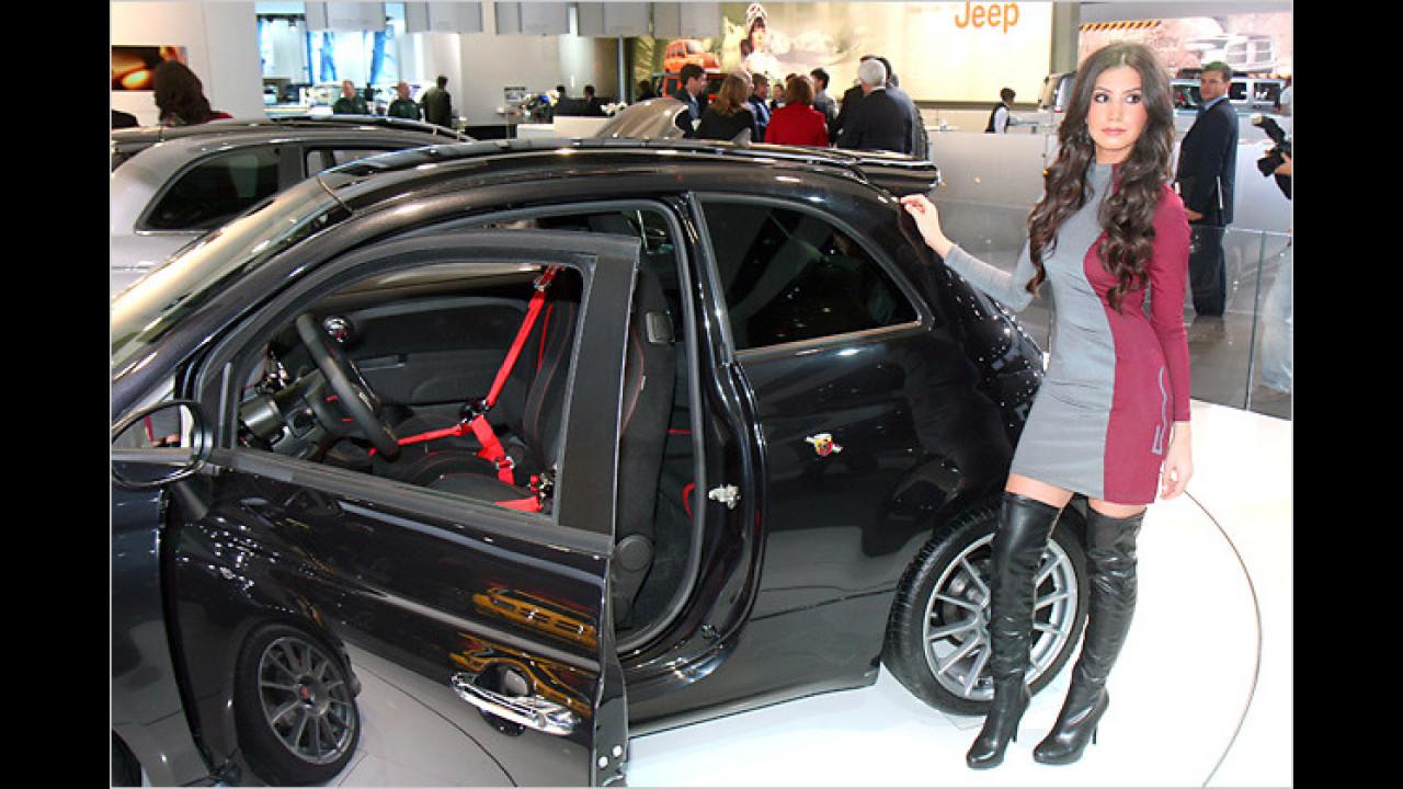 Fiat in Amerika: Da schaut man doch gerne hin!