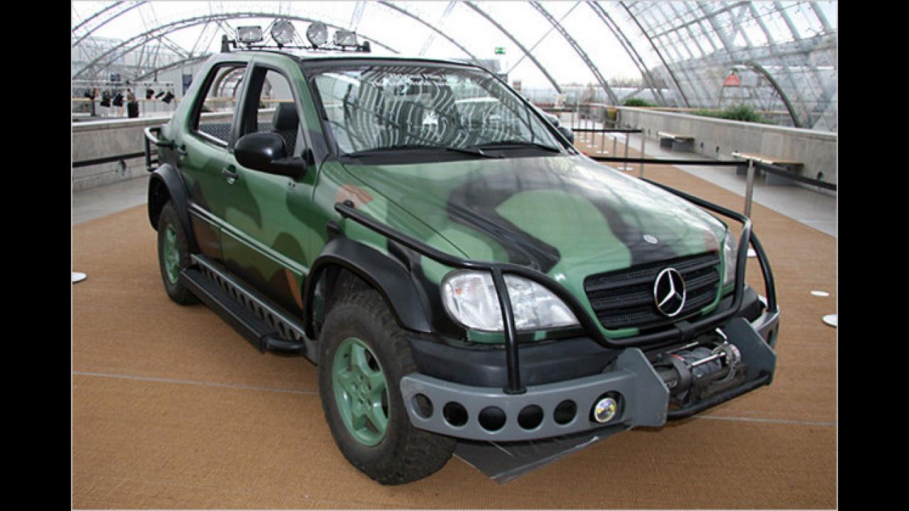 Mercedes ML (Vergessene Welt: Jurassic Park)