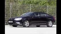 H&R tunt Citroën C5