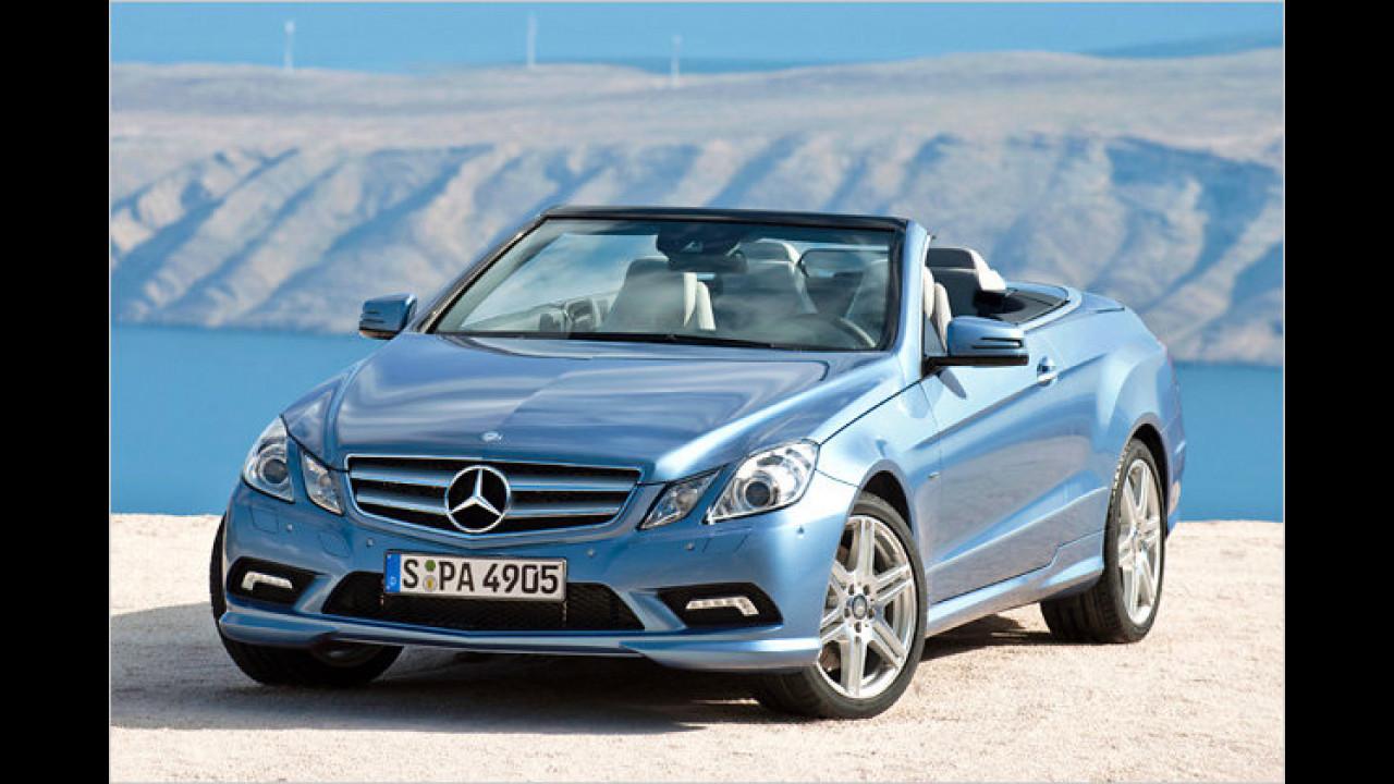 Mercedes: Die häufigste Farbe ist Silber