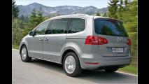 VW Sharan im Test