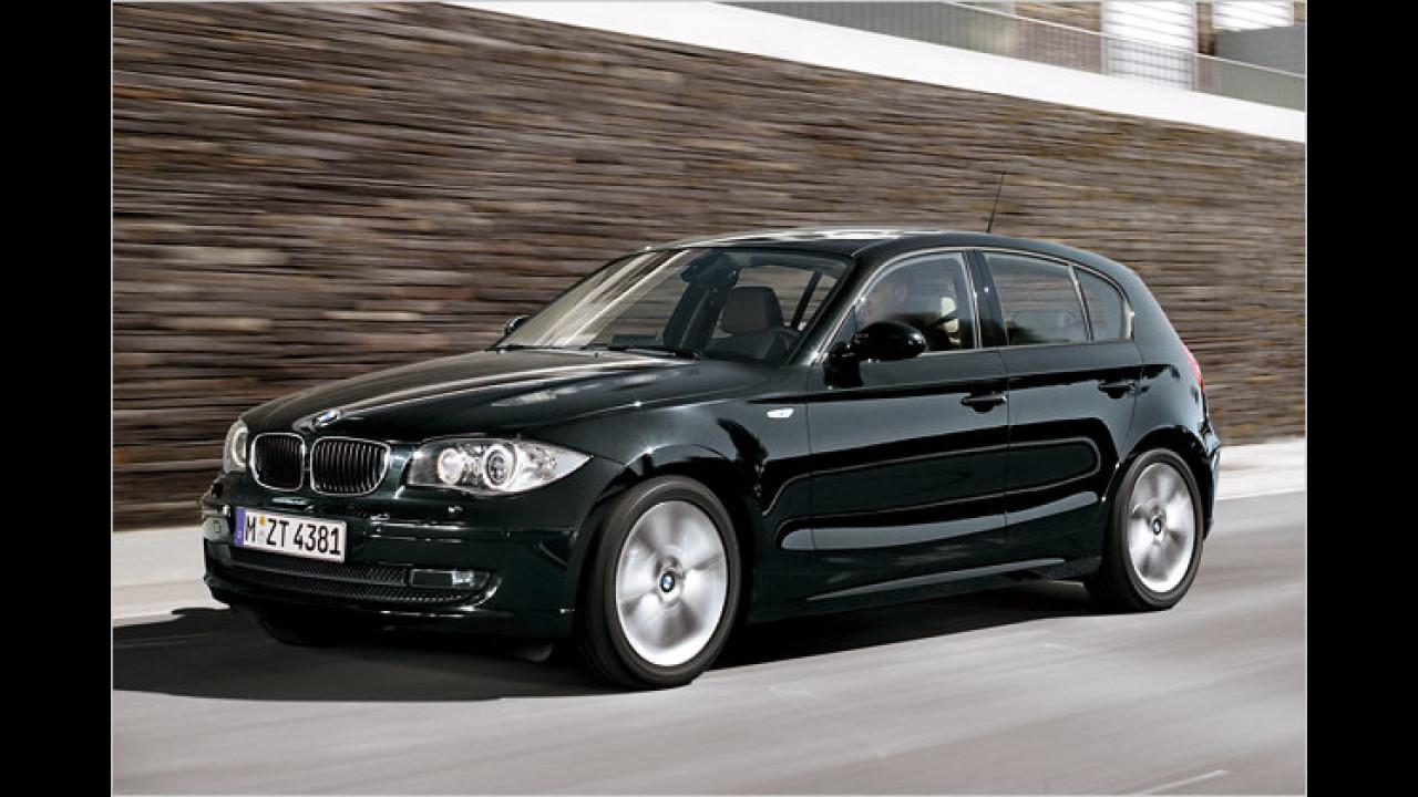 Alternative: BMW 116d 5-türig