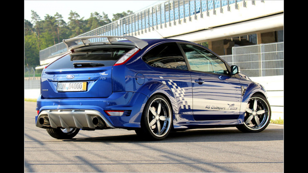 Wolf Ford Focus RS