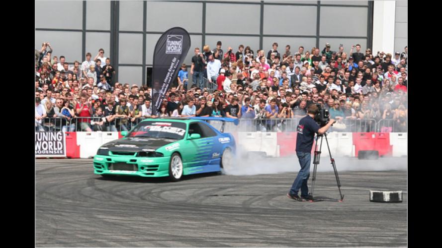Dauer-Action: Die Events am Bodensee