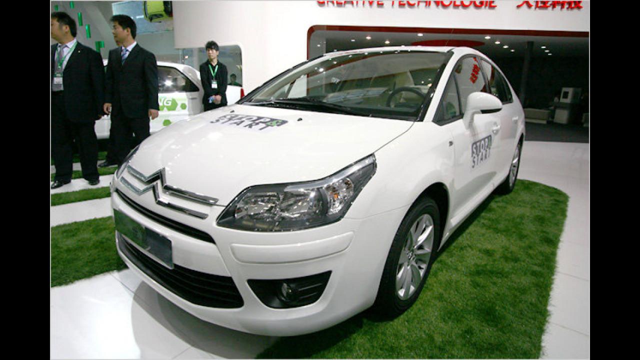Citroën C-Quatre Stop & Start