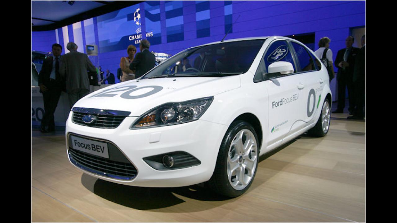 Ford Focus BEV-Prototyp