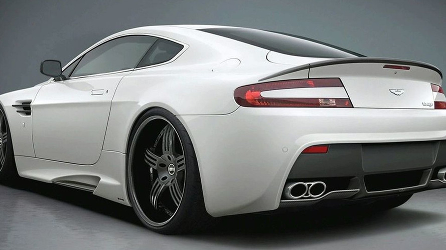 Premier4509 Announces Aston Martin Vantage Program