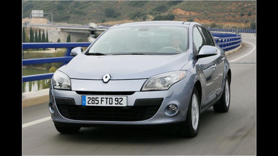 Neue Motoren: Renault weitet Angebot für Mégane aus