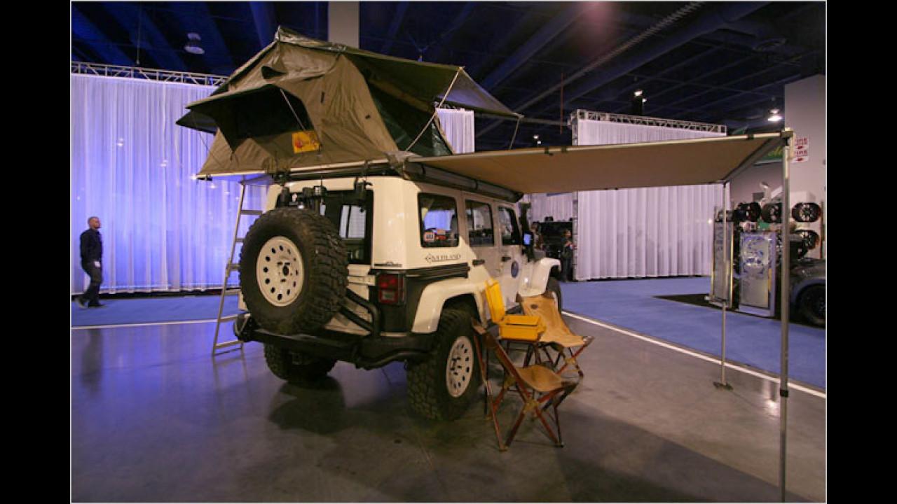 Mopar Jeep Overland