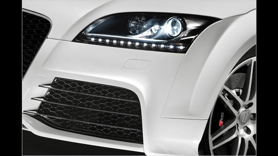 Topmodell für die TT-Reihe: Audi TT RS mit 340 PS
