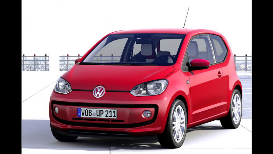 Smart-Eater: Der VW Up! ist da