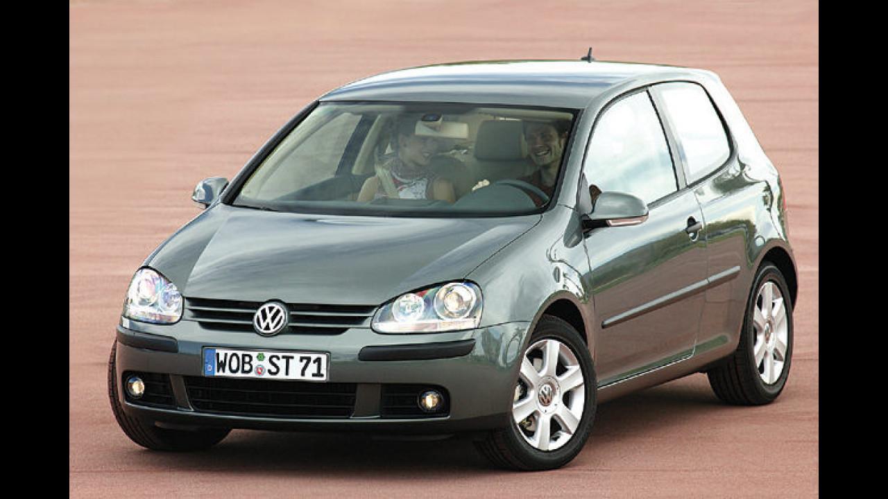 VW Golf 1.4 TSI 90 kW Trendline 3-türig 7-Gang-DSG