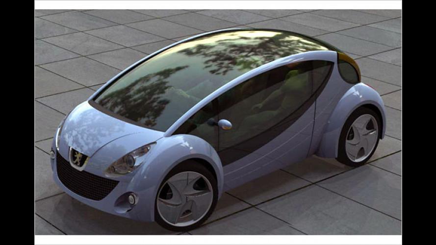 Peugeot-Designwettbewerb geht in die entscheidende Phase