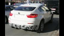 Erwischt: BMW X5, X6 M