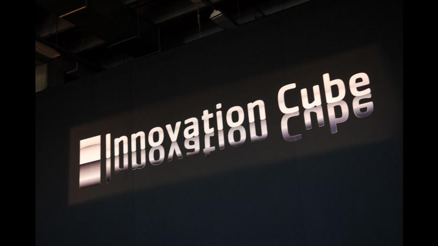 Motor Show 2008: Innovation Cube