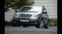 Subaru Tribeca model year 2008