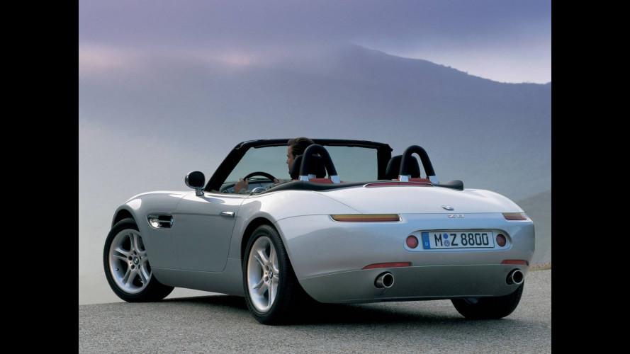 BMW Z8 (2000-2003)