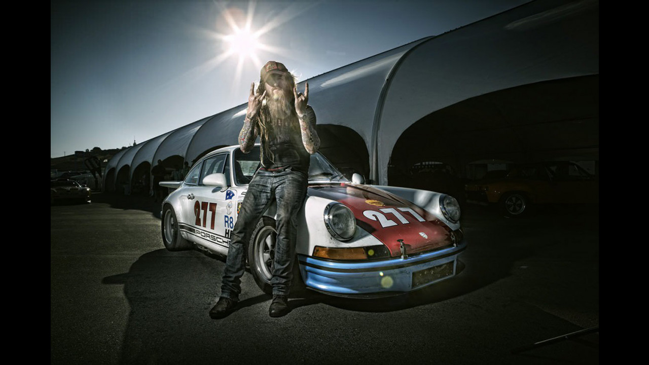 Magnus Walker, il garage delle meraviglie