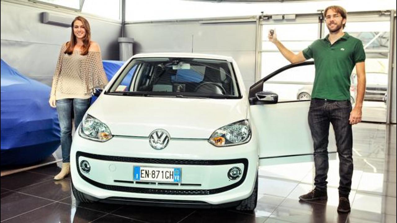 [Copertina] - Volkswagen Think Blue. Challenge 2012, i vincitori