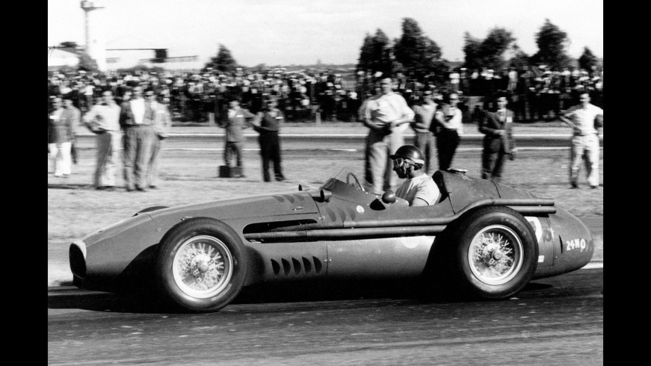 Juan Manuel Fangio e Maserati