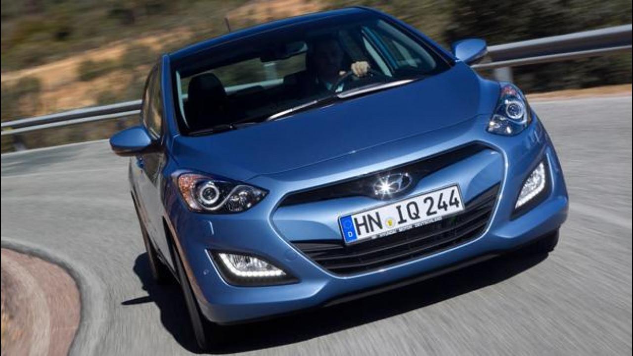 [Copertina] - Hyundai i30 e i-oniq premiate all'Automotive Brand Contest 2012