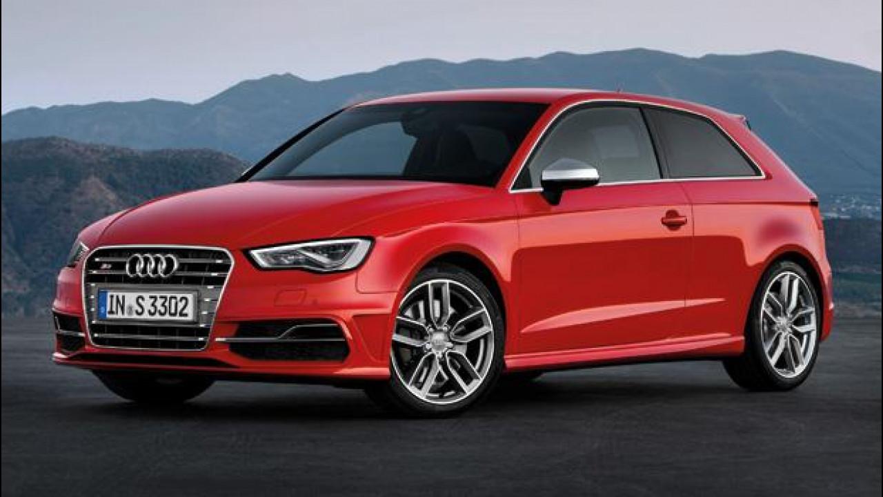 [Copertina] - Nuova Audi S3