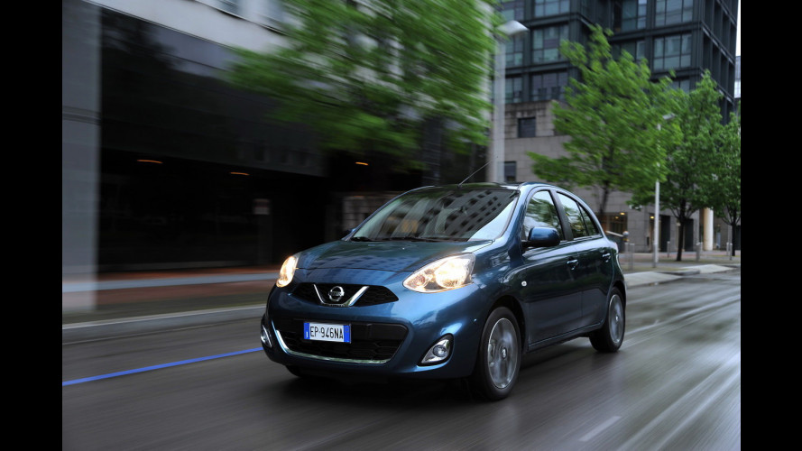 Nissan Micra Freddy Limited Edition, debutto al Rimini Wellness