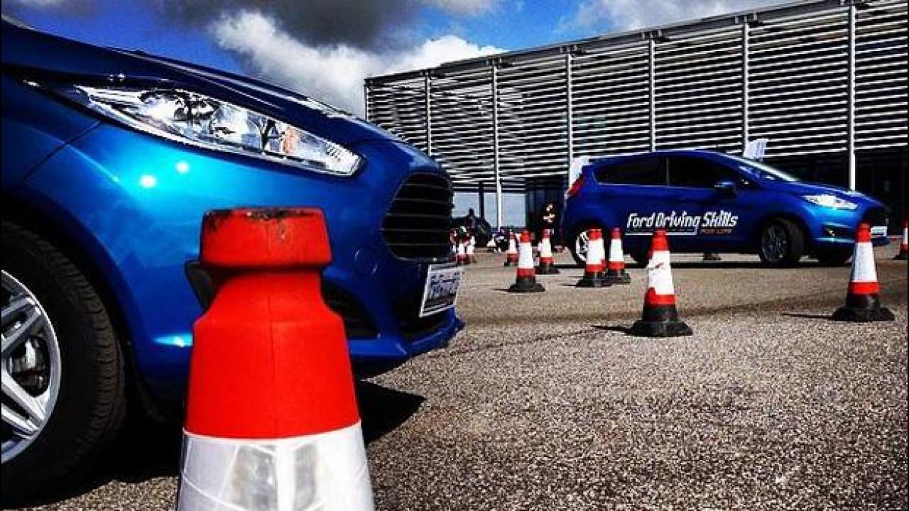 [Copertina] - Ford, parte da Roma il Driving Skills for Life 2014