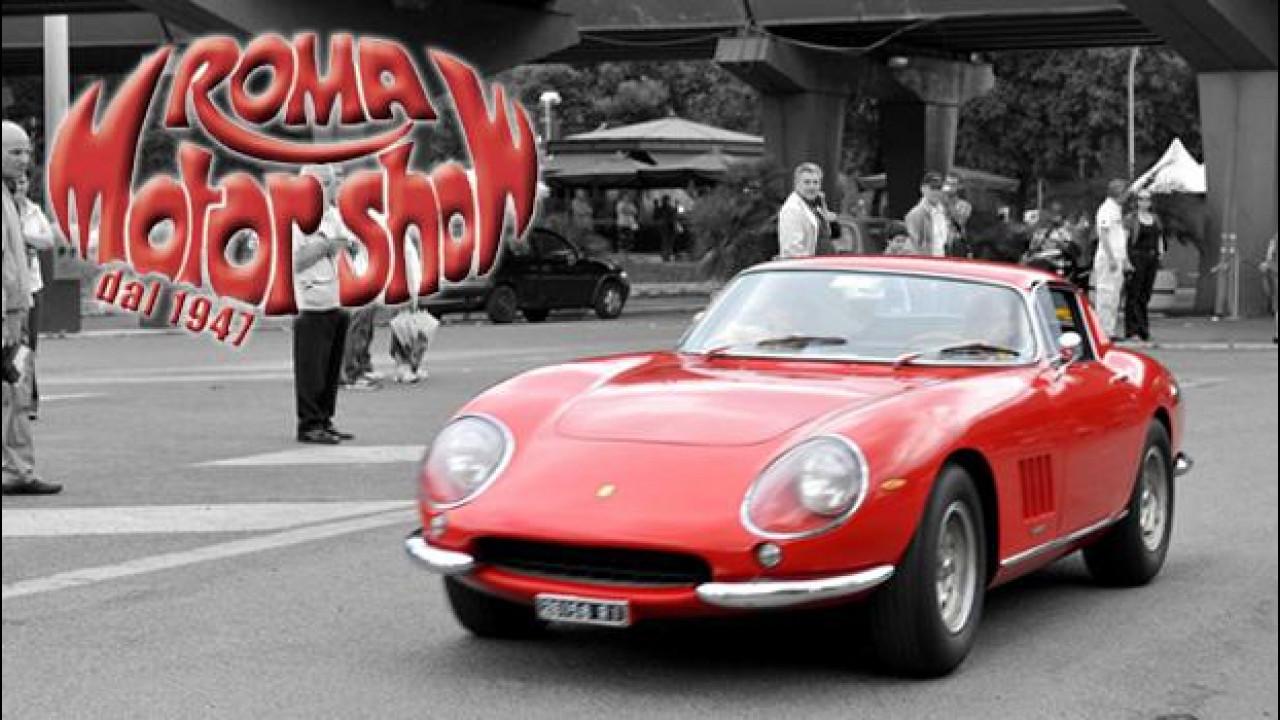 [Copertina] - Roma Motor Show, l'edizione 2014 è a Vallelunga