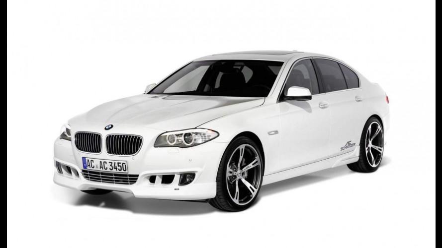 AC Schnitzer nuova BMW Serie 5
