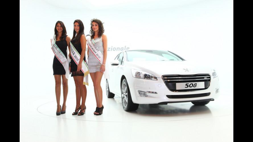 Le Miss al Motor Show