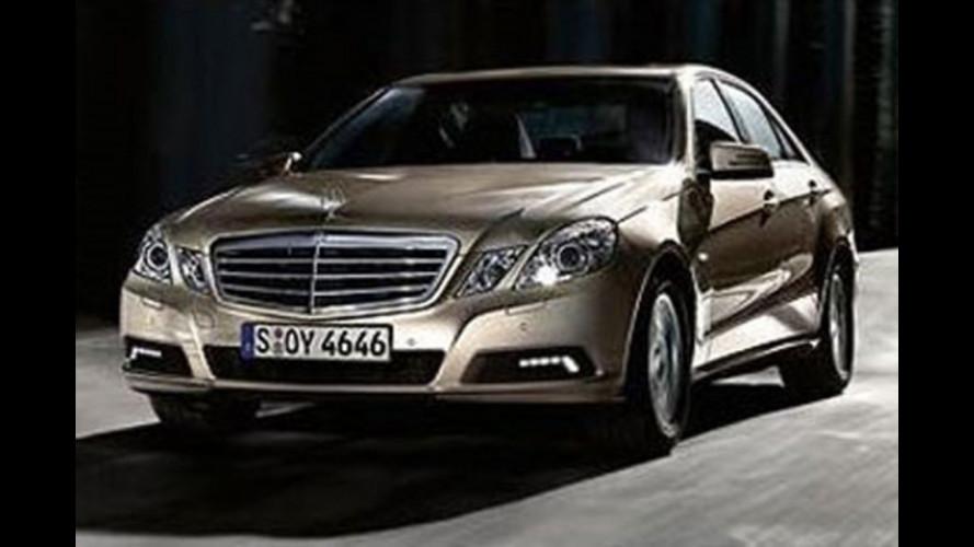 Ecco la nuova Mercedes Classe E
