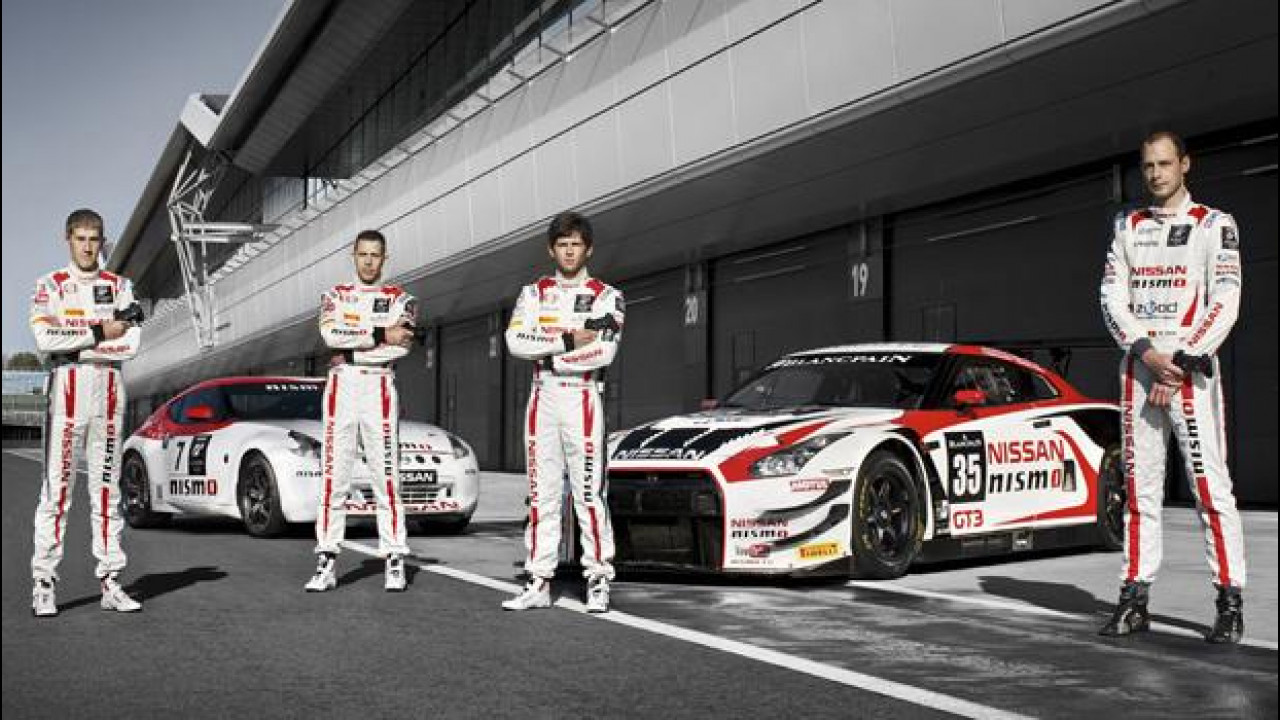 [Copertina] - Nissan GT Academy 2014, la sfida è sempre più internazionale