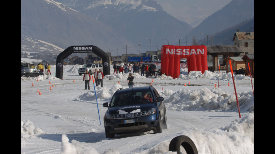 Nissan Snow Camp 2007-2008