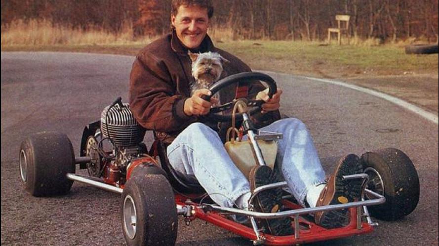 Schumacher, così lo ricorda Alex Zanardi